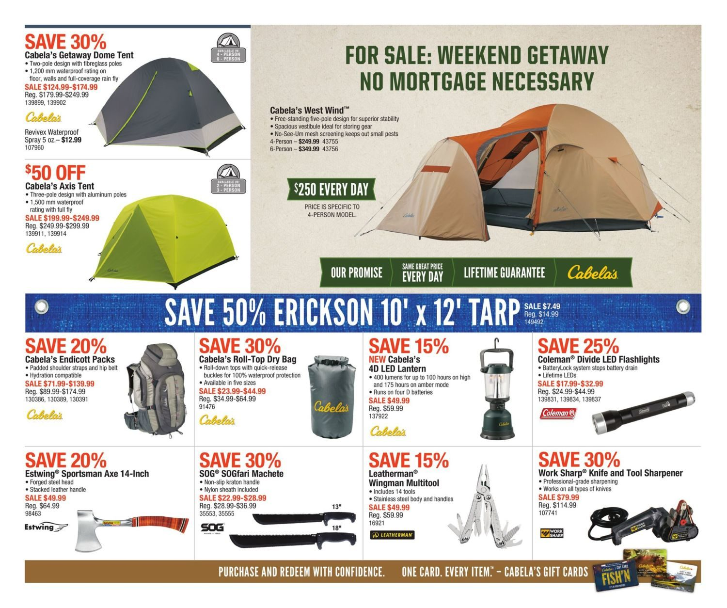 Cabelas Weekly Flyer - Tent and Tackle - May 11 u2013 24 - RedFlagDeals.com  sc 1 st  RedFlagDeals.com & Cabelas Weekly Flyer - Tent and Tackle - May 11 u2013 24 ...