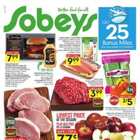 Sobeys - Weekly - Better Food for All Flyer