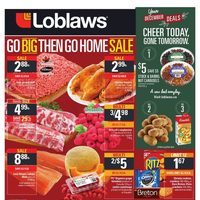 Loblaws - Weekly - Go Big Then Go Home Sale Flyer