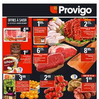 Provigo - Weekly Specials Flyer