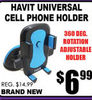 Havid Universal Cell Phone Holder