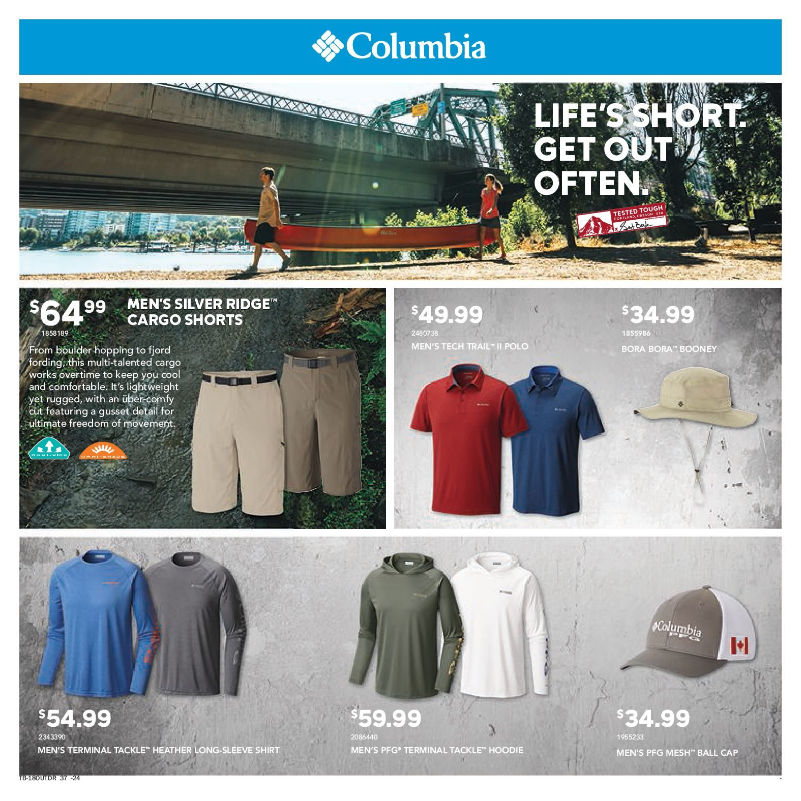 26b5762833b4b Bass Pro Shops Weekly Flyer - Go Outdoors Event   Sale! - May 9 – 28 -  RedFlagDeals.com