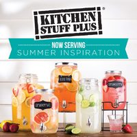 Kitchen Stuff Plus - Now Serving - Summer Inspiration Flyer