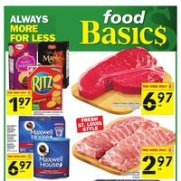 Foodbasics - Weekly Specials Flyer