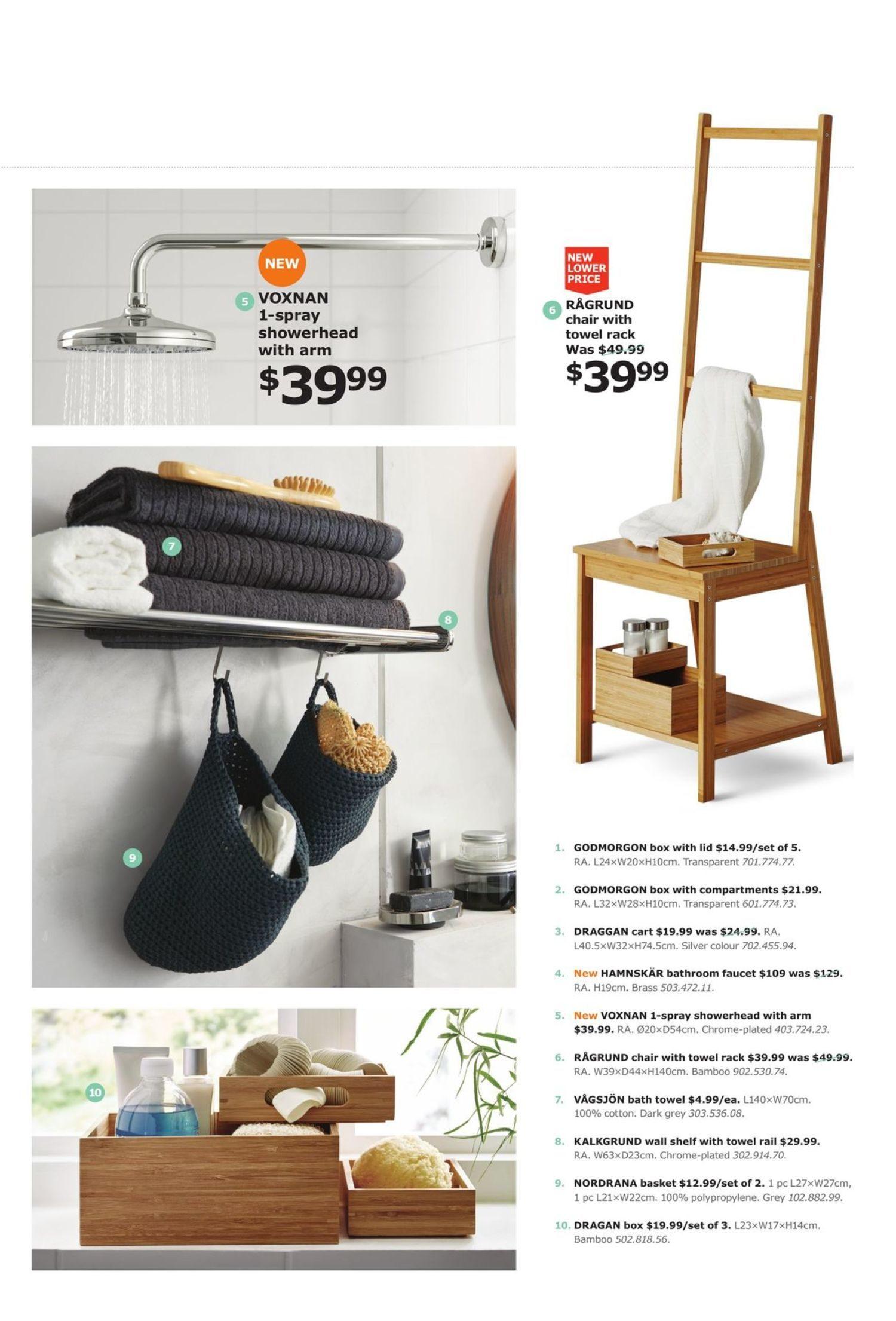 IKEA Weekly Flyer - The Bathroom Event - Jun 25 – Jul 9