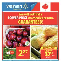 - Supercentre - Happy Canada Day Long Weekend Flyer