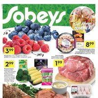 Sobeys - Weekly - Get More Summer! Flyer