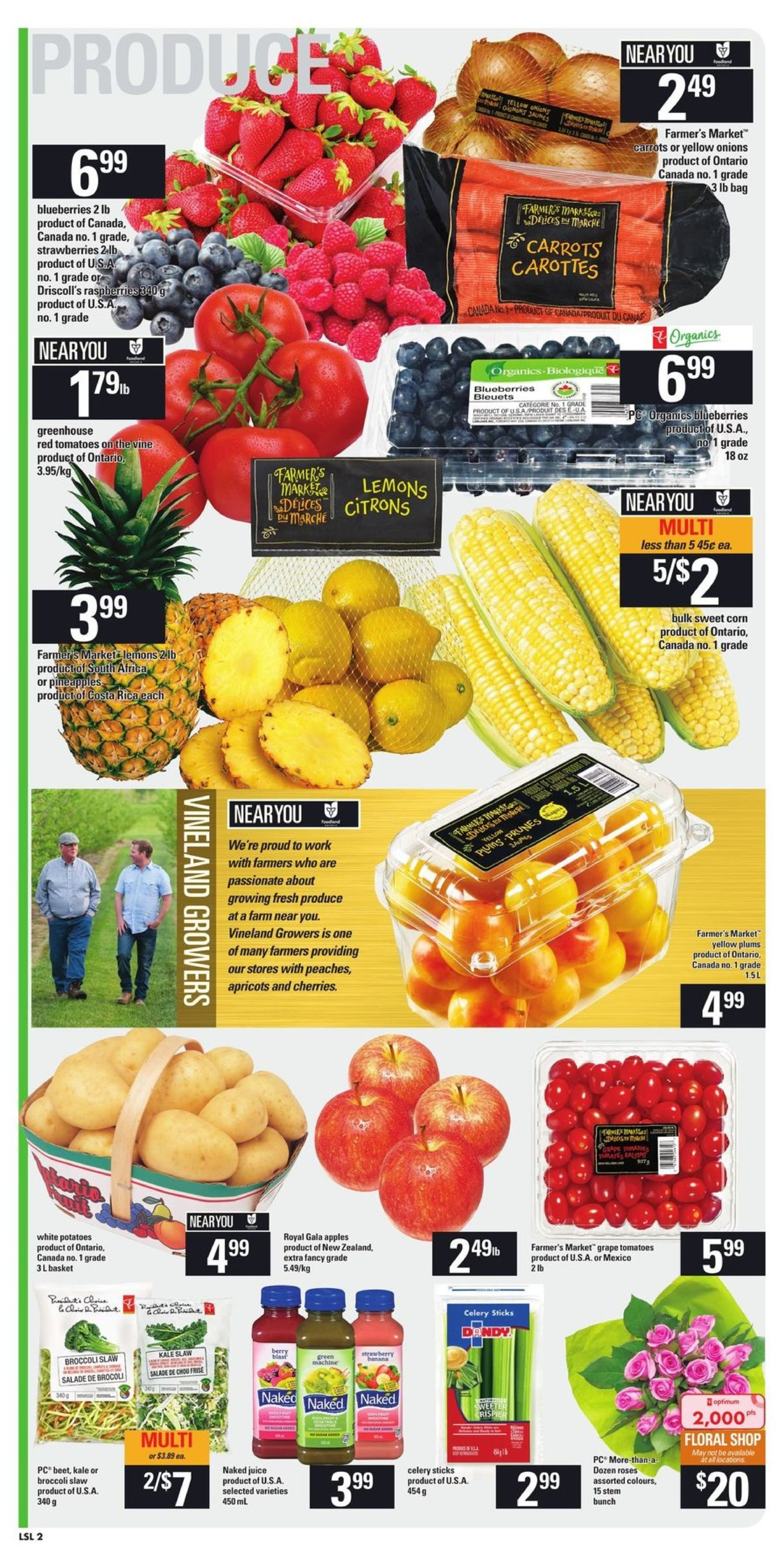 Loblaws Weekly Flyer The Oh Yes We Did Event Jul 26 Vienna Avocado Ampamp Milk Body Scrub 1kg Aug 1