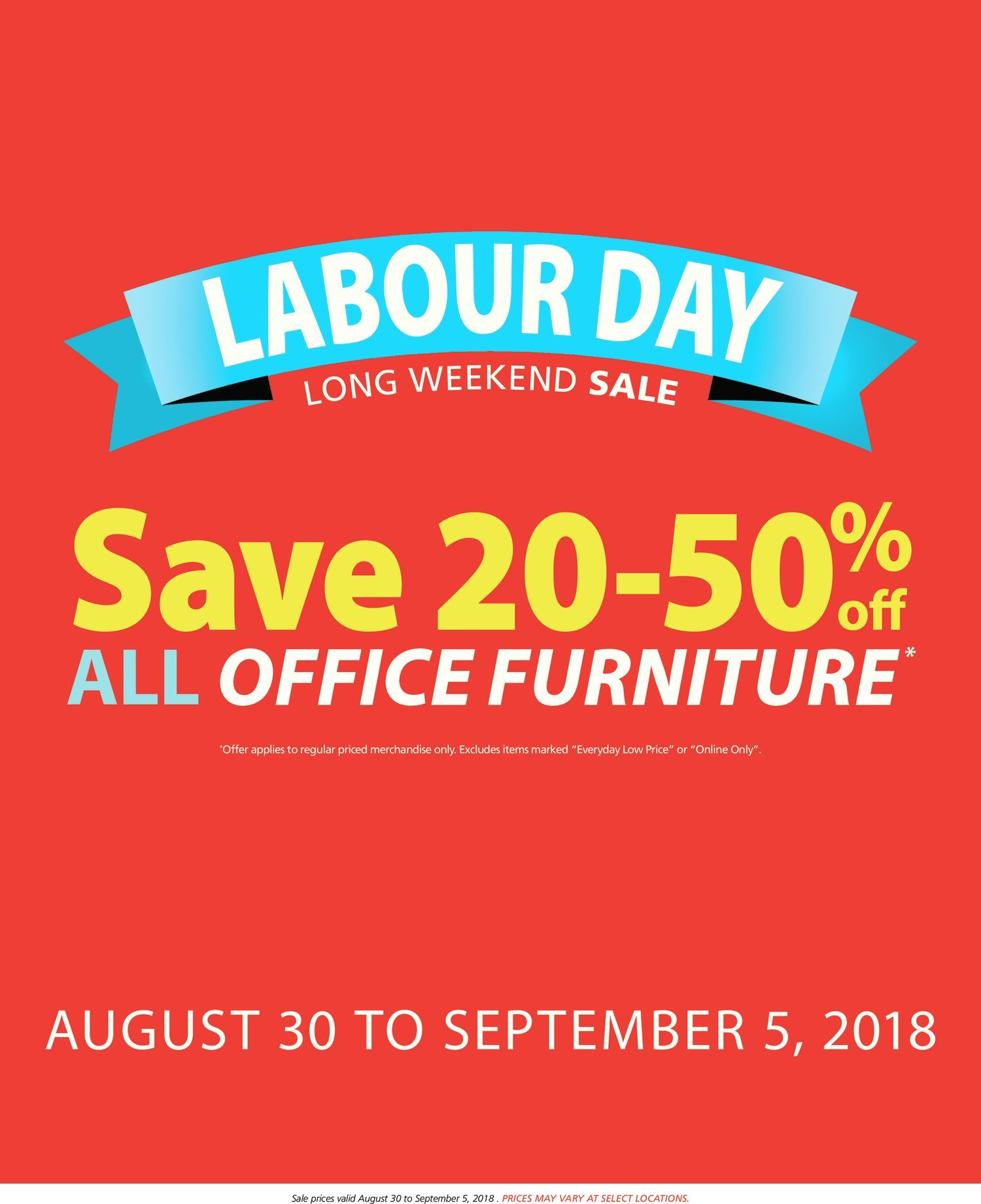 Jysk Weekly Flyer Weekly Labour Day Long Weekend Sale Aug 30