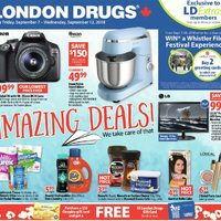 - 6 Days of Savings - Amazing Deals! Flyer