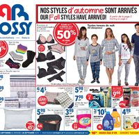 Rossy - Weekly - Our Fall Styles Have Arrived! Flyer