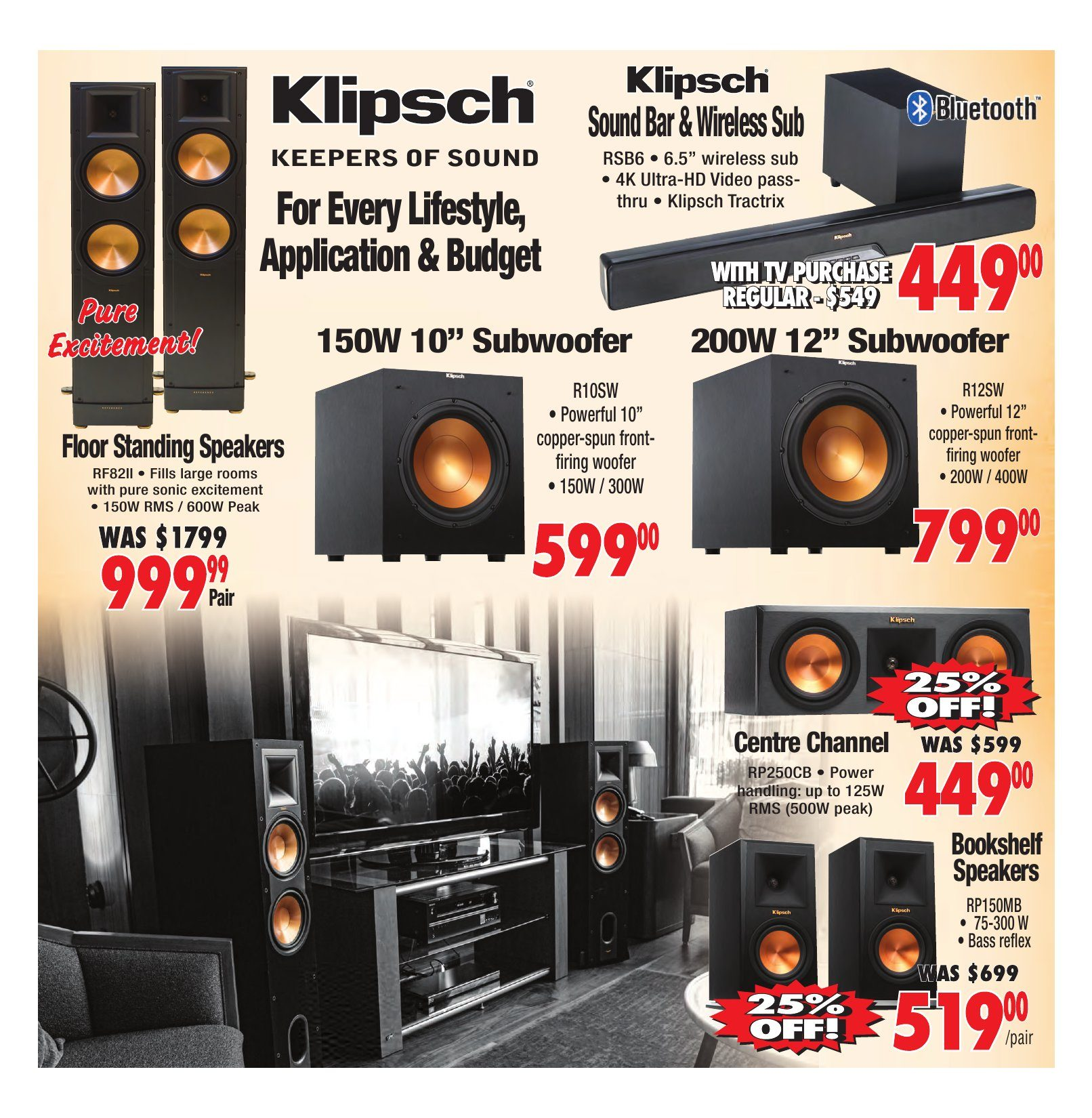 2001 Audio Video Weekly Flyer Fall Clearance Sale Oct Pioneer Mosfet 50wx4 Power Ac Or Dc 26 Nov 1