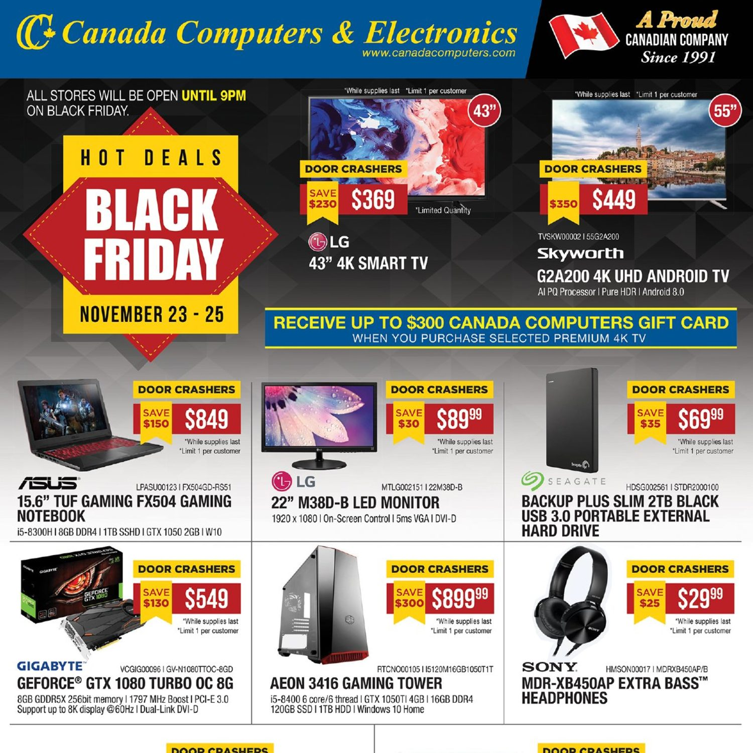 Canada Computers Coupons