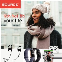 The Source - 2 Weeks of Savings - Tech That Fits Your Life Flyer