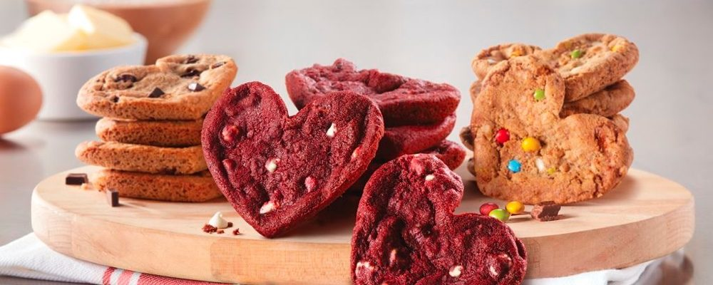 McDonald's Canada Releases New Heart Shaped Red Velvet Cookie To Benefit Ronald McDonald House