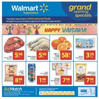 - Scarborough South Supercentre - Grand Opening Specials Flyer