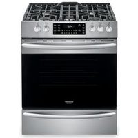 "Frigidaire Gallery 30"" Gas Range With Air Fry"