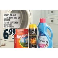 Downy Or Gain Scent Boosters Or Bonus Fabric Softener