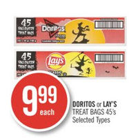Doritos Or Lay's Treat Bags