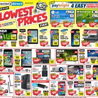 - Lowest Prices Flyer