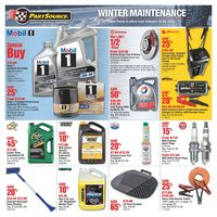 PartSource - Winter Maintenance Sale Flyer