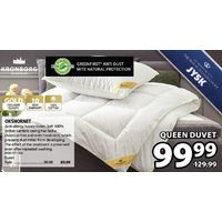 Kronborg Okshornet Anti-Allergy Luxury Duvet - Queen Duvet