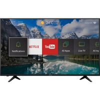 "Sharp, Monster 65"" Smart 4k UHD TV + Bluetooth Sound Bar and Wireless Subwoofer Package"