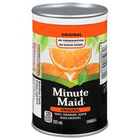 Minute Maid Frozen Orange Juice