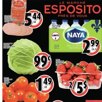 Esposito - Weekly Specials Flyer