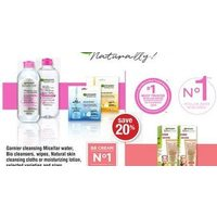 Garnier Cleansing Micellar Water, Bio Cleansers, Wipes,natural Skin Cleansing Cloths or Moisturizing Lotion