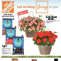 - Weekly - Let Us Bring Spring To You Flyer