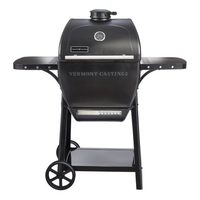 Vermont Castings Pioneer Steel Charcoal Grill