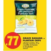 Grace Banana Or Plantain Chips
