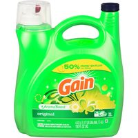 Gain Laundry Detergent, Flings, Gain Or Downy Fabric Softener Or Beads