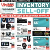 - Weekly - Inventory Sell-Off Flyer