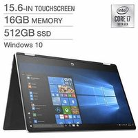 HP Pavilion x360 15-dq1003ca, 2-In-1 Laptop