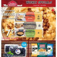 Red Barn Market - Weekly Specials Flyer