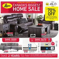 - Home Sale Flyer