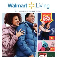- Living Book - Save On Style, Health & Wellness Flyer