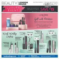 - Luxury Beauty Event Flyer