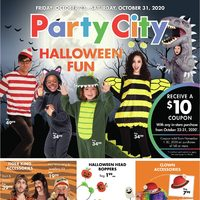 Party City - Halloween Fun Flyer
