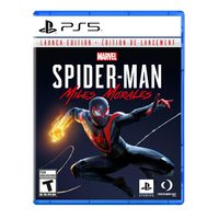 Marvel's Spider-Man: Miles Morales Launch Edition - PlayStation 5