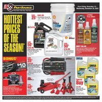 - Hottest Prices Of The Season Flyer