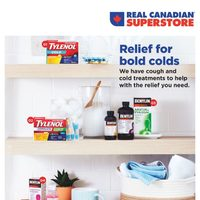 - Relief For Bold Colds Flyer