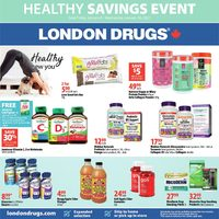 - Healthy Savings Event Flyer