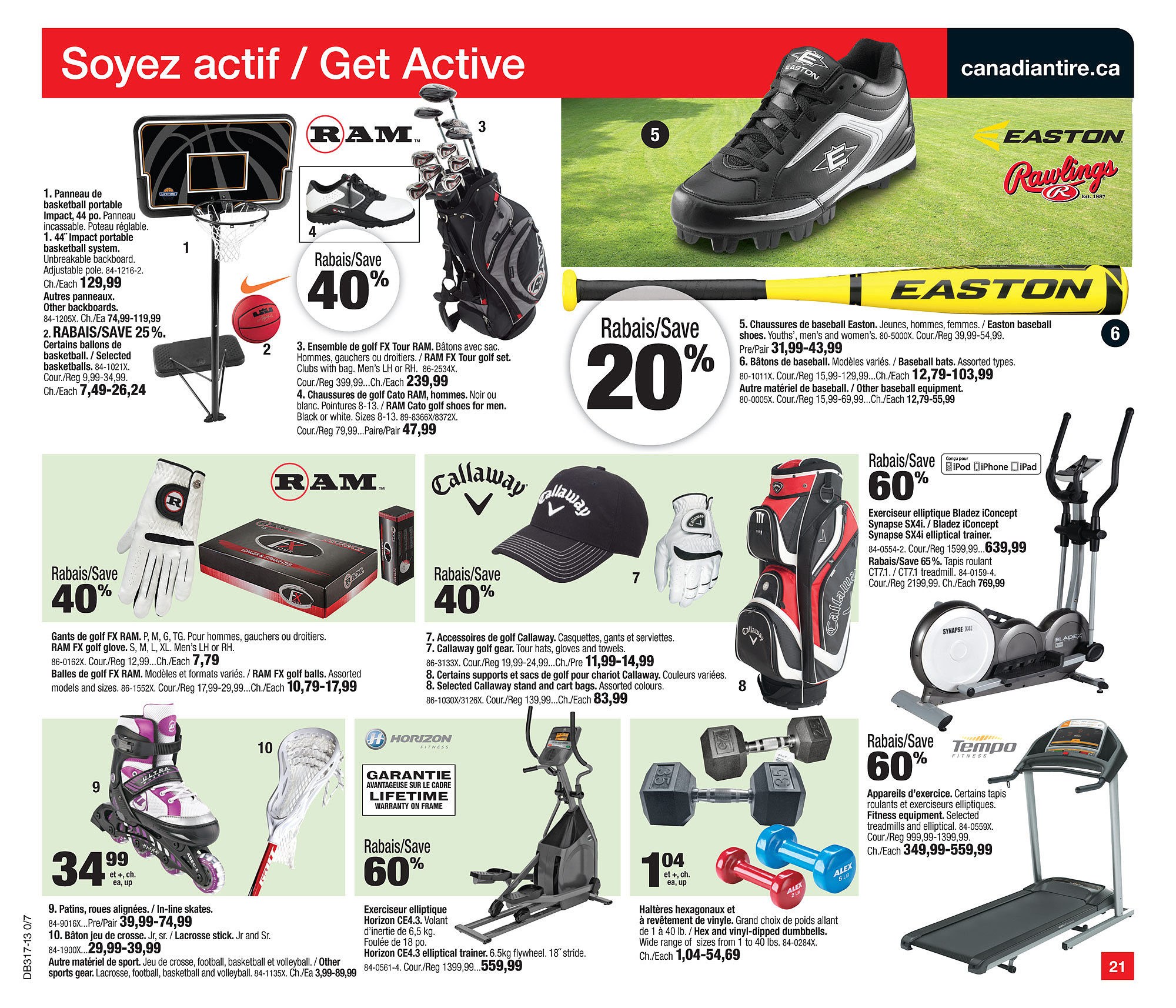 save off e7c71 57c6e Canadian Tire Weekly Flyer - Weekly Flyer - Apr 18 – 25 - RedFlagDeals.com