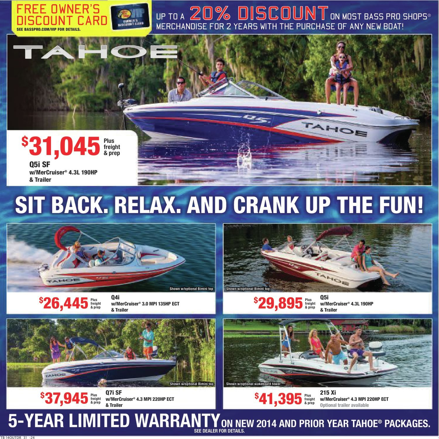 Bass Pro Shops Weekly Flyer - Go Outdoors Event   Sale! - May 16 – 26 -  RedFlagDeals.com aca666593214
