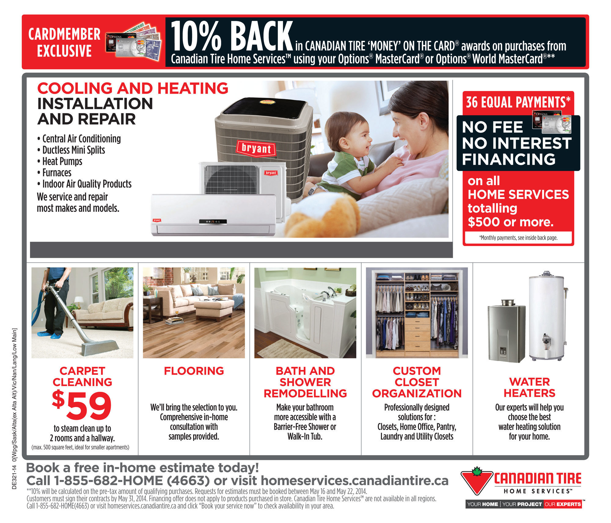 Canadian Tire Weekly Flyer - Weekly Flyer - May 15 – 21 - RedFlagDeals.com
