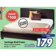 Jysk Santiago Bed Frame Double 179 00 Redflagdeals Com
