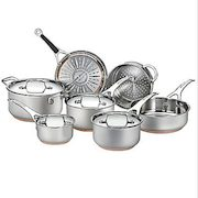 TheBay.com: 11-Piece Jamie Oliver Cookware $540 Off, Henckels International 13-Piece Knife Set $79.99